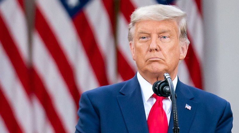 US President Donald J. Trump. (Official White House Photo by Tia Dufour)