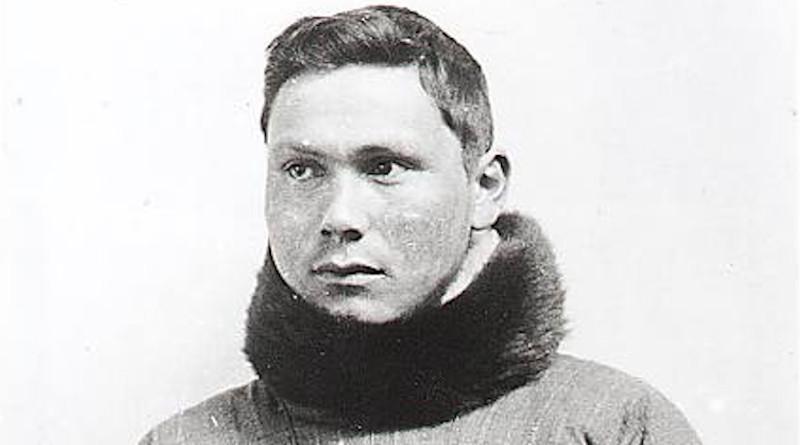 Explorer Jørgen Brønlund. Photo Credit: Det Kongelige Bibliotek, Wikipedia Commons