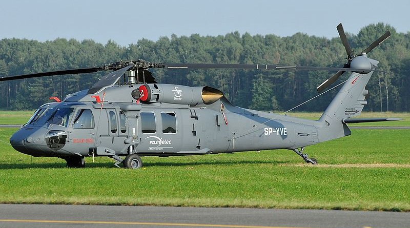 The Philippine Defense Department orders 16 Sikorsky S-70i Black Hawk helicopters instead of the Russian Mi-171 helicopters. Photo Credit: Aldo Bidini, Wikipedia Commons