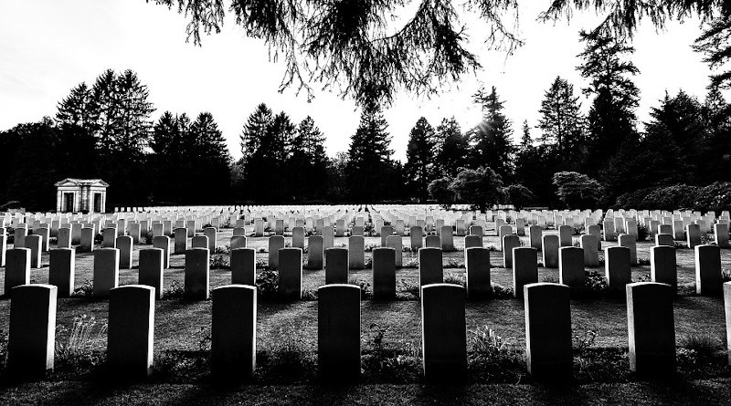 Life Beauty Scene Death Die Cemetery Bench