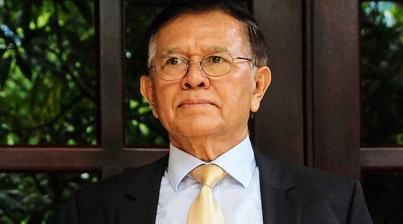 Cambodia's Kem Sokha, who served as the President of the Cambodia National Rescue Party (CNRP). Photo Credit: Wikipedia Commons.
