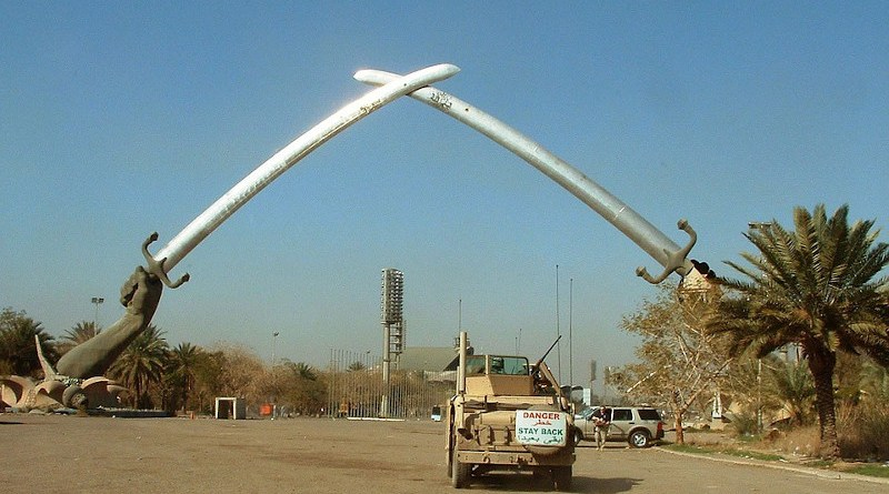 baghdad iraq military