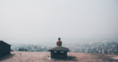Human Person City Travel Nepal Kathmandu