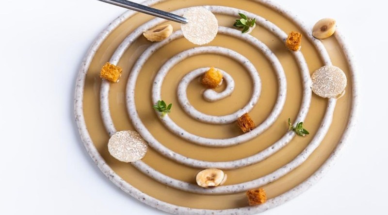 Truffle Spiral by Hermanos Torres