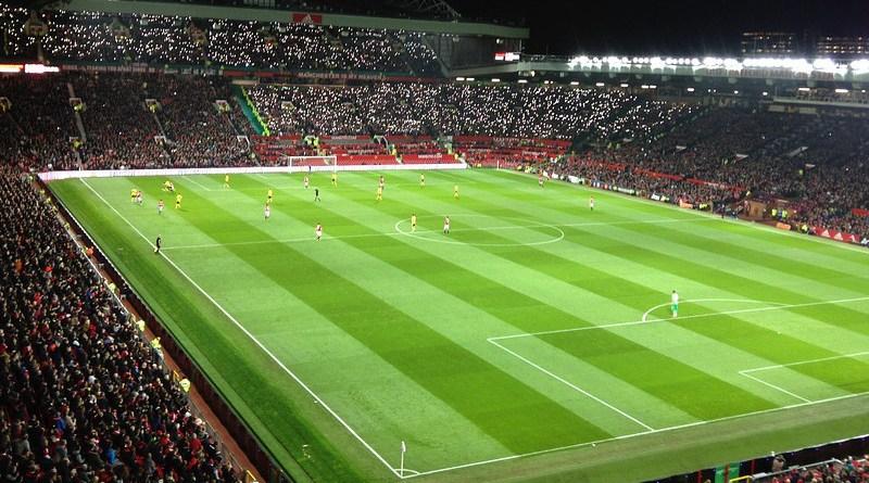 Soccer England Football Old Trafford Manchester United