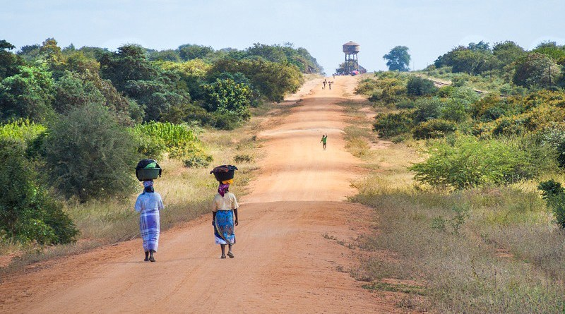Mozambique African Women