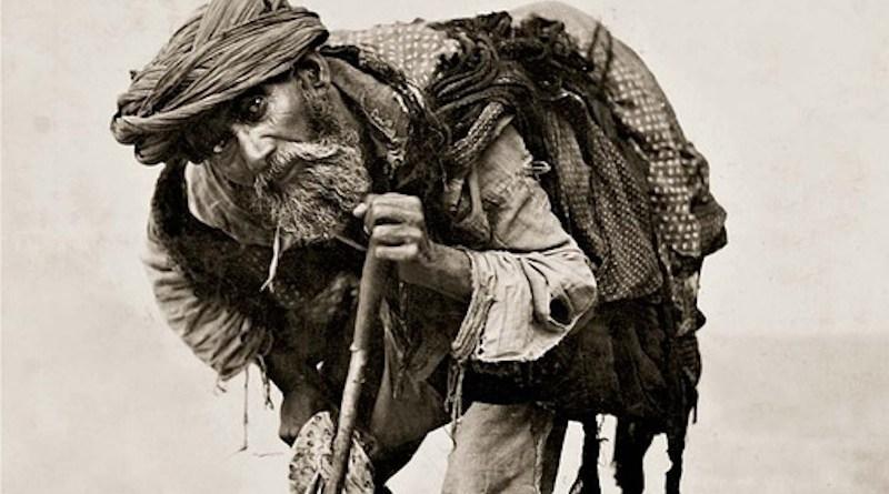 Beggars Poverty Tehran Arm Iran Man Poor