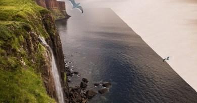 Flat Earth World's Edge Edge Of The World