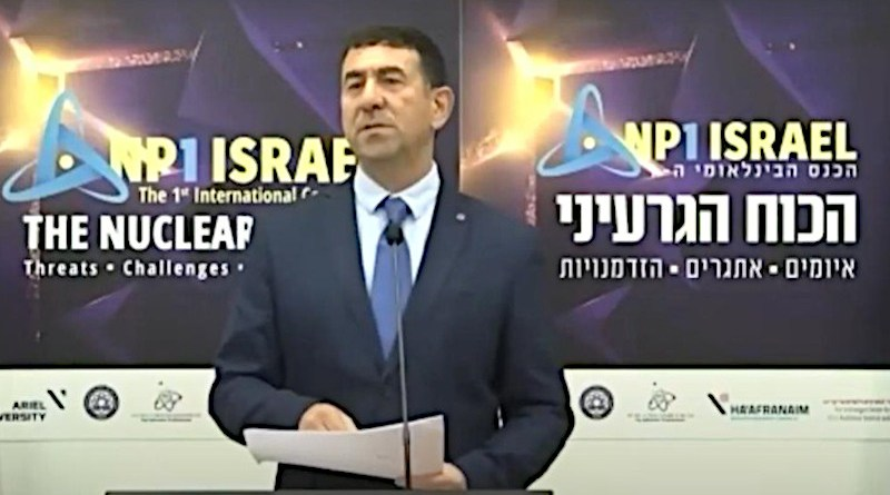Ori Nissim Levy, chairman of the NP1 conference
