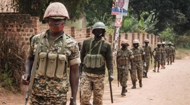 Uganda Forces (Twitter)