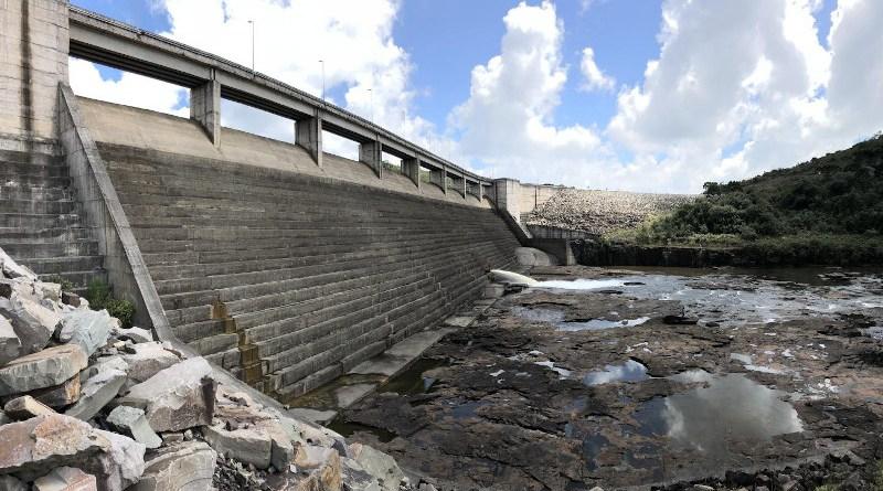 A small hydropower dam in Brazil. CREDIT Victor Baptista