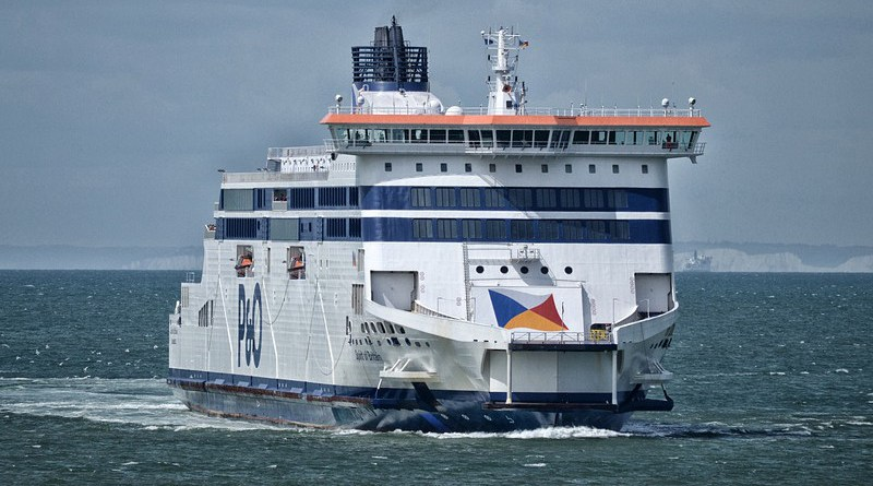 Ferry England Sea Boat Uk Transport Travel Dover