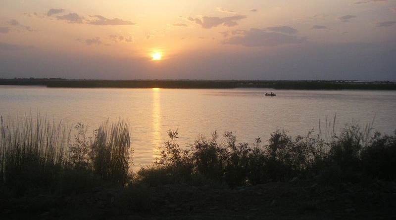 The Amu River. Photo Credit: joepyrek, Wikipedia Commons