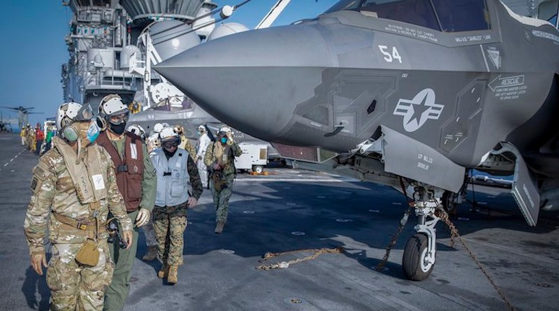 AFRICOM commander, U.S. Army Gen. Stephen Townsend, conducts engagements in Somalia and a visit to the amphibious assault ship USS Makin Island, operating off the coast of Somalia, January 16-18, 2021