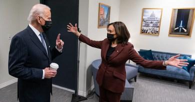 Vice President Kamala Harris and President Joe Biden. (Official White House Photo by Adam Schultz)