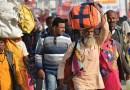 india city people crowd