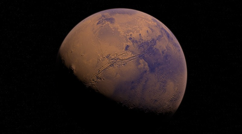 Mars Space Science Planet Astronomy Universe