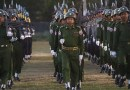 File photo of Myanmar Tatmadaw soldiers. Photo Credit: DMG
