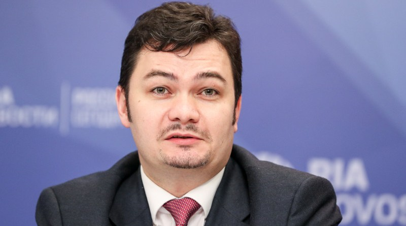 Armen Khachatryan, Deputy Chief Executive Officer and Programme Director at the Roscongress Foundation, and now a member of the newly created Public Council under the Secretariat of the Russia–Africa Partnership Forum