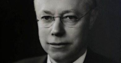 Robert A. Taft. Photo Credit: United States Senate, Wikipedia Commons