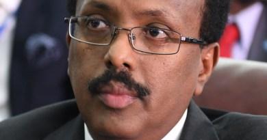 """Somalia's Mohamed Abdullahi Mohamed """"Farmajo"""". Photo Credit: AMISOM Photo/Ilyas Ahmed, Wikipedia Commons"""