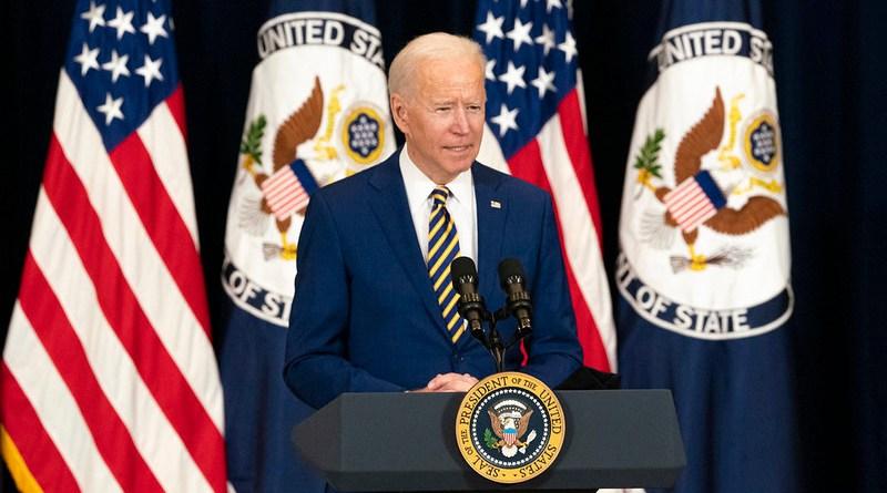US President Joseph R. Biden, Jr. [State Department Photo by Freddie Everett/ Public Domain]