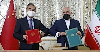 China and Iran sign 25-year agreement. Photo Credit: Iran News Wire