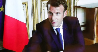 President of France Emmanuel Macron. Photo Credit: Kremlin.ru