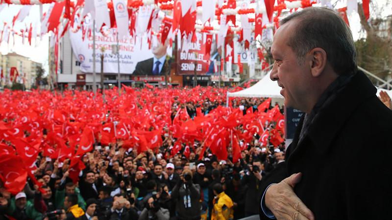 Turkey: Erdogan Rivals Surge In Polls Ahead Of 2023 Election