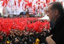 File photo of Turkey's President Recep Tayyip Erdogan. Credit: Turkey Presidential Office