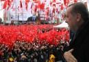 File photo of Turkey's President Recep Tayyip Erdogan. Credit: Turkey Presidential Office