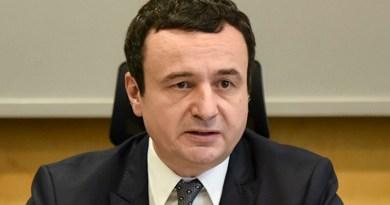Kosovo's PM Albin Kurti. Photo Credit: Office of the Prime Minister of the Republic of Kosovo, Wikipedia Commons