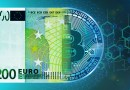 Euro Transformation Digital Visualization Cyrptocurrency