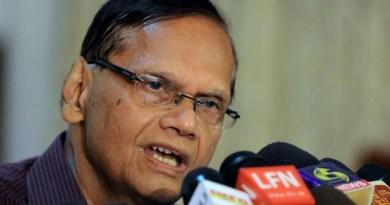 Sri Lanka Minister G.L. Peiris. (Photo supplied)