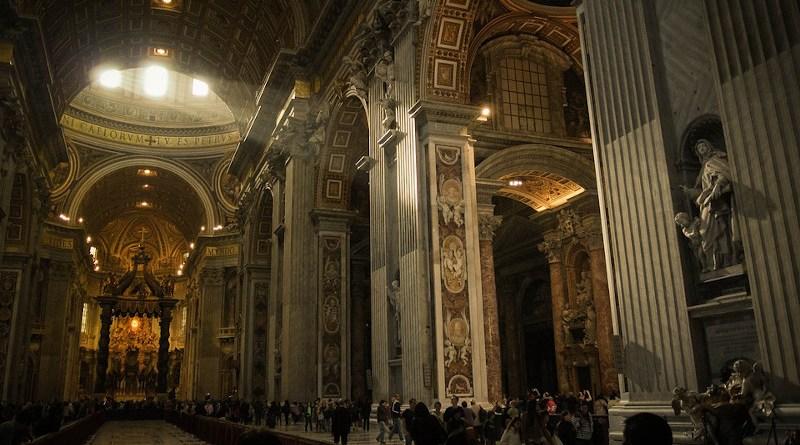 Vatican St Peter's Basilica Italy Church