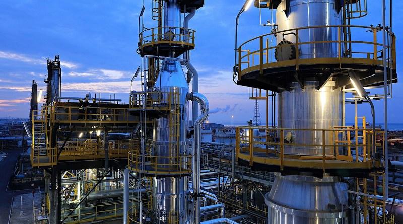 Gela biorefinery. Photo Credit: Eni