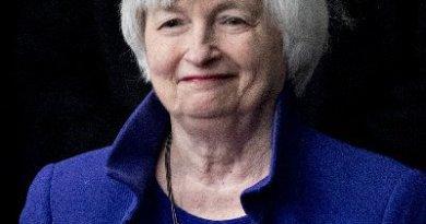 Janet Yellen, US Secretary of the Treasury. Credit: Twitter