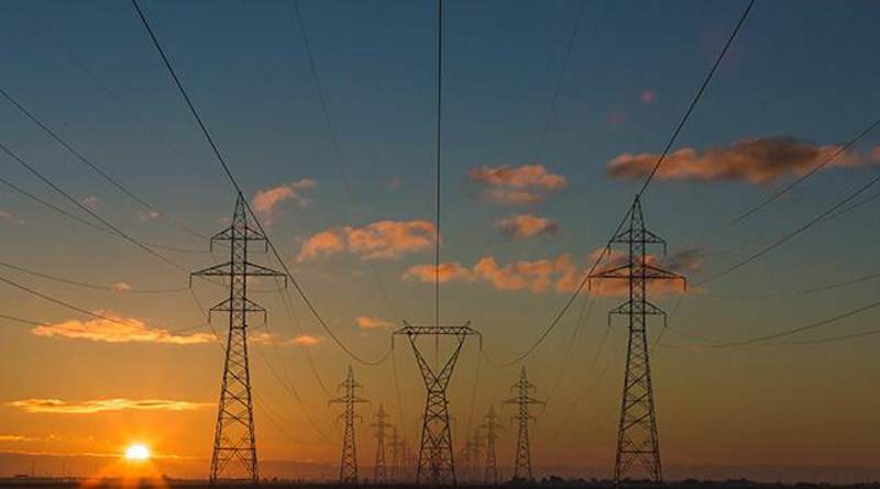 The electric power grid operates with major areas for improvement and research CREDIT Matthew Henry