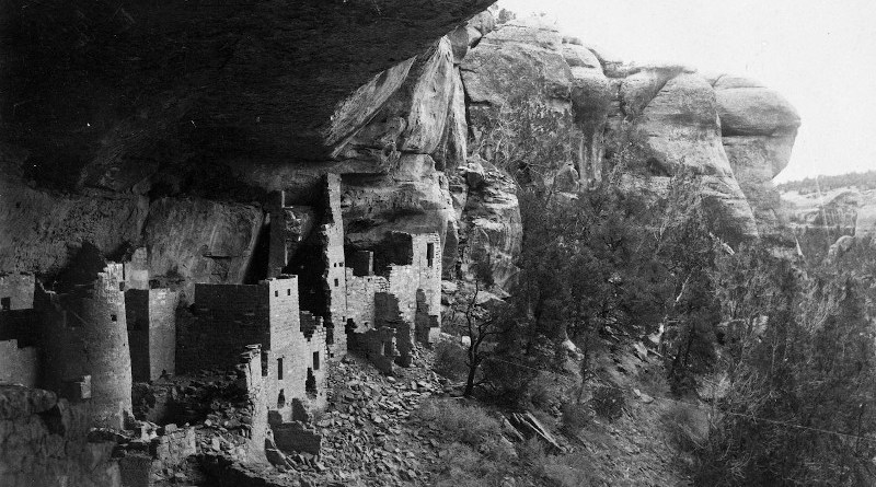 Drought is often blamed for the periodic disruptions of ancient Pueblo societies of the U.S. Southwest, but in a study with potential implications for the modern world, archaeologists found evidence that slowly accumulating social tension likely played a substantial role in three dramatic upheavals in Pueblo development. The findings show that Pueblo farmers often persevered through droughts, but when social tensions were increasing, even modest droughts could spell the end of an era of development. CREDIT Mesa Verde National Park, MEVE 11084