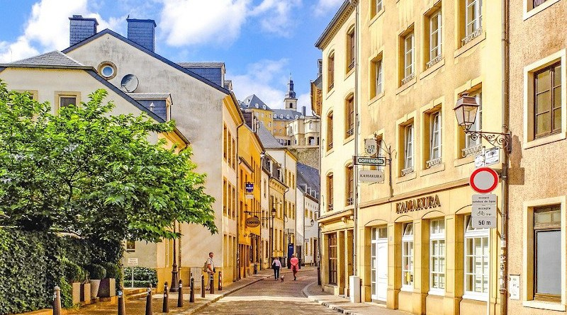 Luxembourg europe city