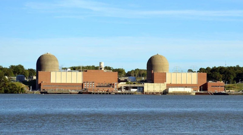 Indian Point 2 and 3 (Image: Entergy)