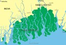 Map of the Sundarbans. Credit: Wikipedia Commons