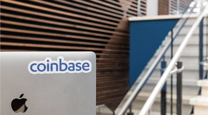 Coinbase. Photo Credit: Coinbase