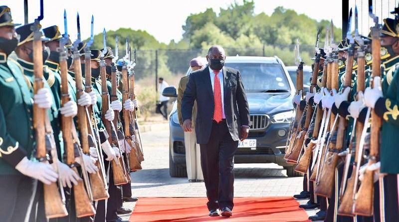 South Africa's President Cyril Ramaphosa. Photo Credit: SA News