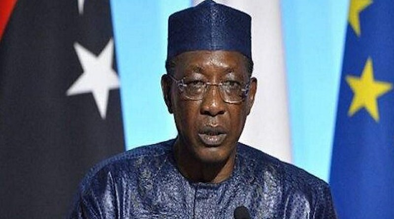 Chad's Idriss Deby. Photo Credit: Mehr News Agency