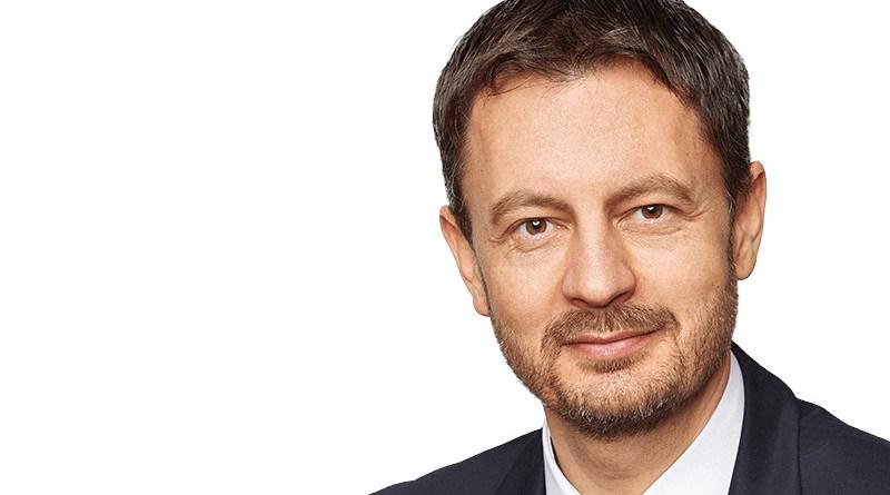 Slovakia's Eduard Heger. Photo Credit: Oľano political party, Wikipedia Commons