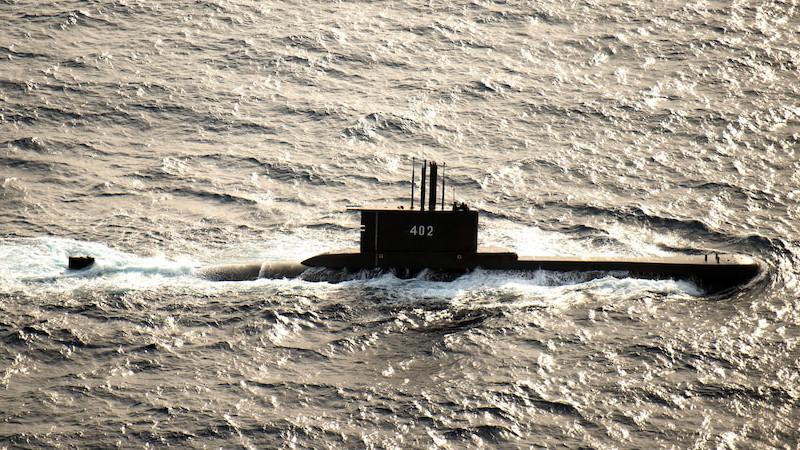 Indonesian Military: Sunken Submarine Found Broken In Pieces, All 53 Crew Dead