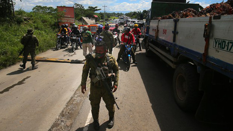 Philippines: Muslim Militants Pushed Out After Attacking Southern Town