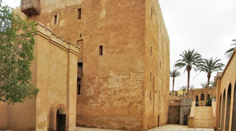 Saint Macarius Monastery in Egypt's Beheira governorate, November 2010./ Berthold Werner via Wikimedia (CC BY-SA 3.0)