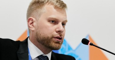 Vladislav E. Vasilyev, Head of International Cooperation, JSC Institute RusHydro (Photo supplied)